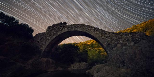 Pont Des Fees Grimaud Var