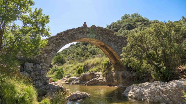 Pont Des Fees Grimaud Var (3)