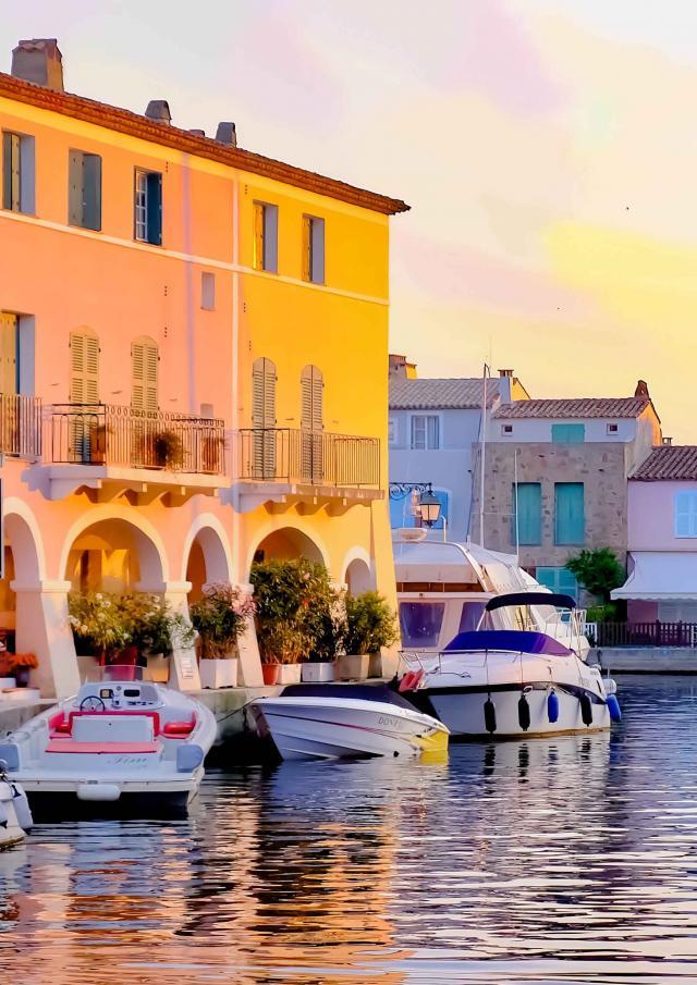 Port Grimaud Cite Lacustre Cote D Azur