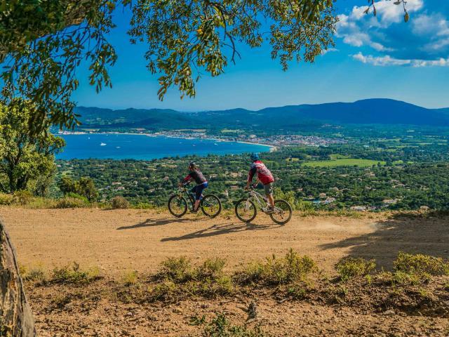 Balade Vélo Provence Grimaud Var (5)