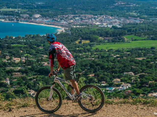 Balade Vélo Provence Grimaud Var (6)