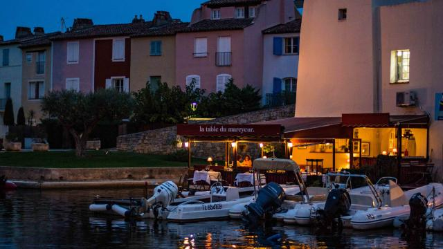 Diner Romantique Port Grimaud (1)