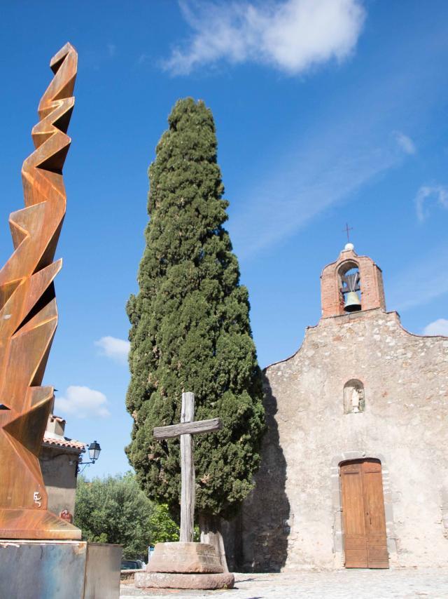 Exposition Sculptures Monumentales Grimaud Var (10)