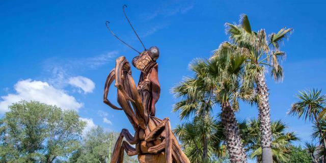 Exposition Sculptures Monumentales Grimaud Var (11)