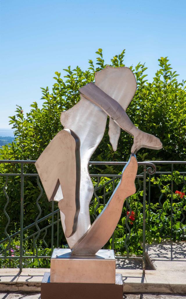 Exposition Sculptures Monumentales Grimaud Var (5)
