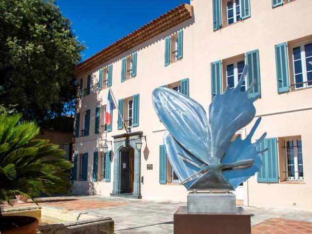 Exposition Sculptures Monumentales Grimaud Var (7)