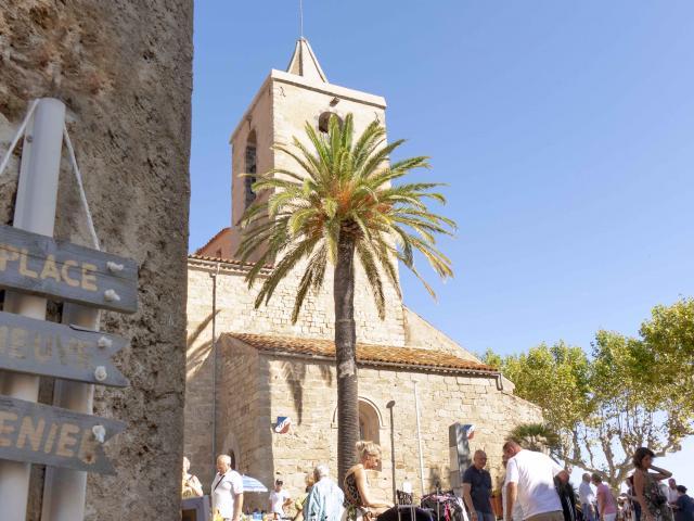 Fete Saint Michel Grimaud Provence (1)