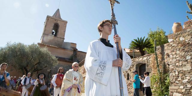 Fete Saint Michel Grimaud Provence (16)