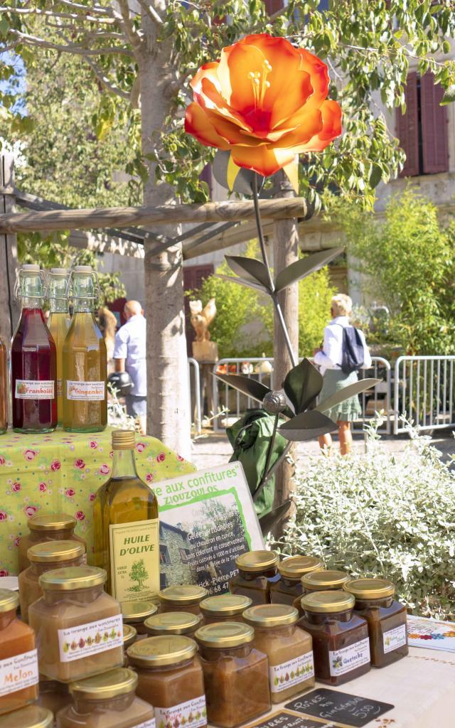 Fete Saint Michel Grimaud Provence (2)