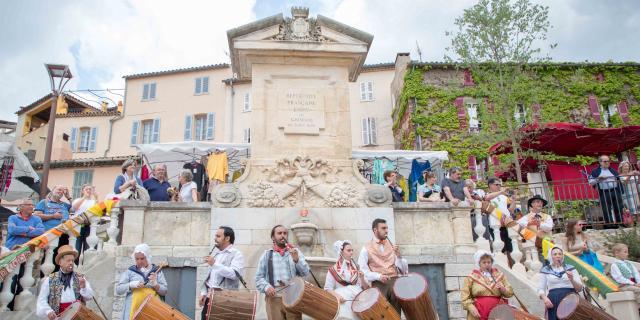 Foire De La Laine Grimaud Provence (5)