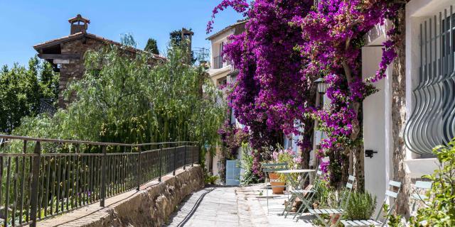 Grimaud Village Historique Var (41)