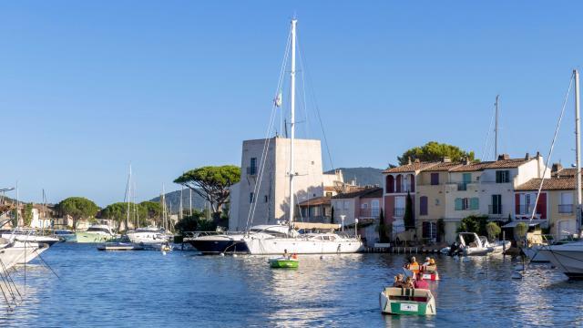 Maison Francois Spoerry Port Grimaud (1)