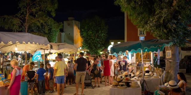 Marche nocturne Port Grimaud Cote d'Azur (9)