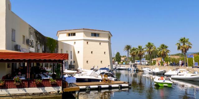 Tour Des Celibataires Port Grimaud