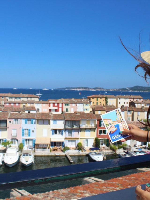 Travels Bou Port Grimaud On Parle De Grimaud