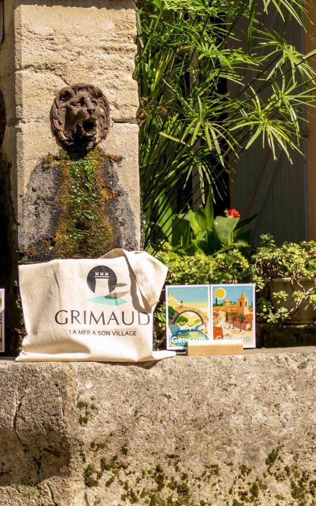Boutique Grimaud Tourisme