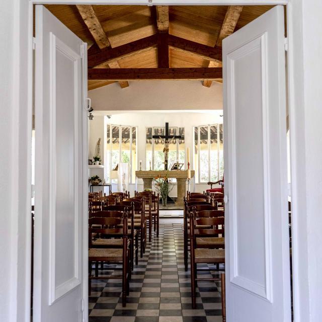 Chapelle De Beauvallon Grimaud Var (1)