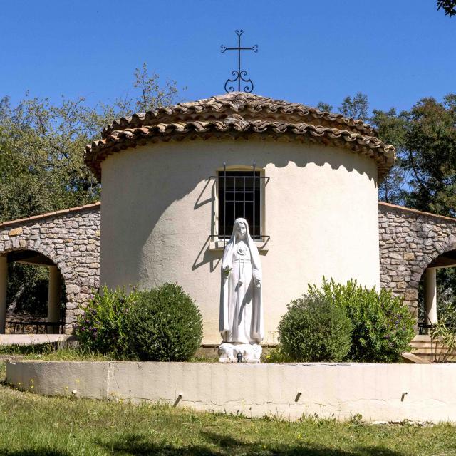 Chapelle De Beauvallon Grimaud Var (2)