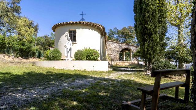 Chapelle De Beauvallon Grimaud Var (3)