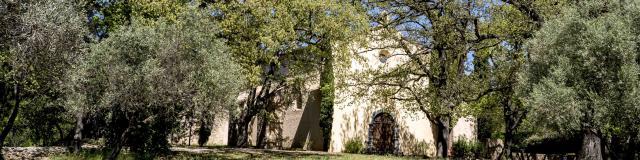 Chapelle Notre Dame De La Queste Grimaud Var (11)