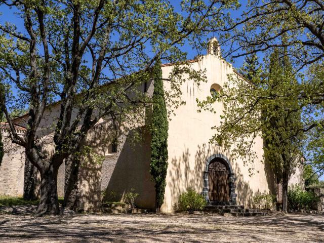 Chapelle Notre Dame De La Queste Grimaud Var (13)