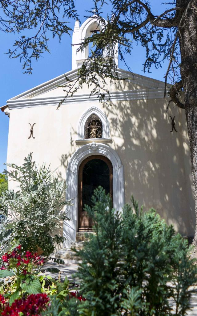 Chapelle Saint Roch Grimaud Var (2)