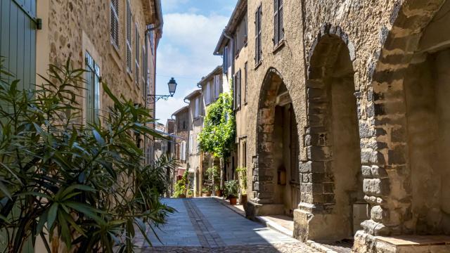 Grimaud Village Historique Var (60)