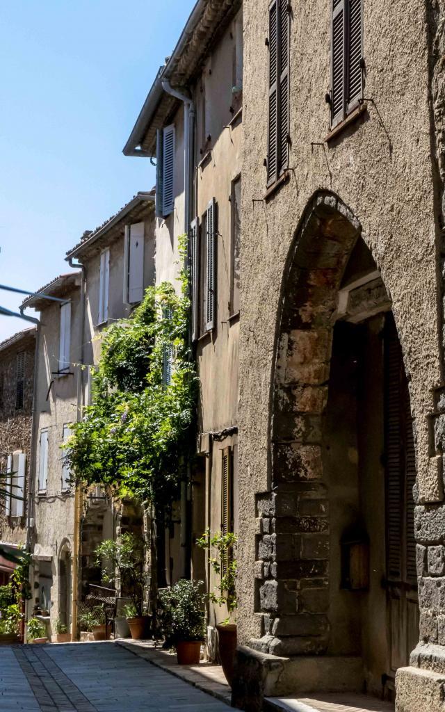 Grimaud Village Historique Var (61)
