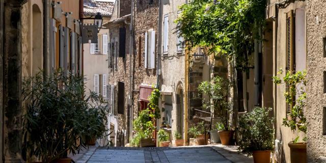 Grimaud Village Historique Var (65)