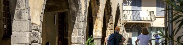 Grimaud Village Historique Var (66)