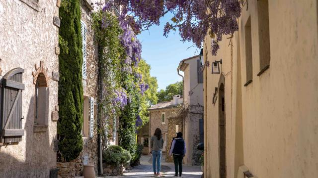 Grimaud Village Historique Var (67)