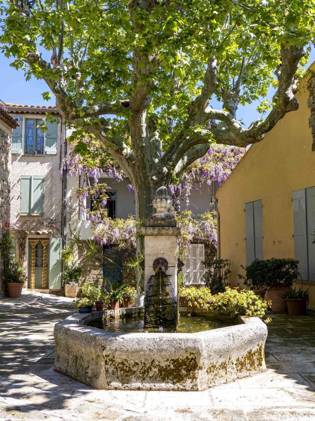 Grimaud Village Historique Var (68)