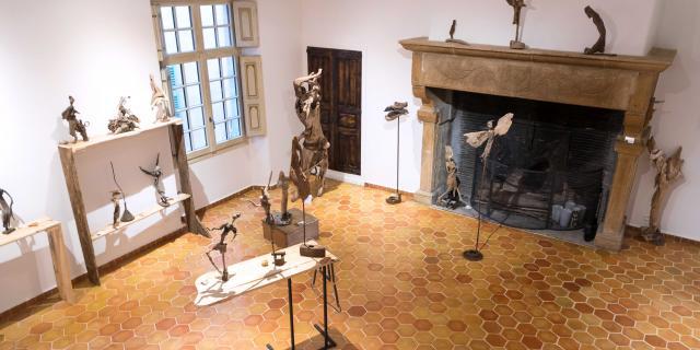 Maison Des Arcades Grimaud Var (2)