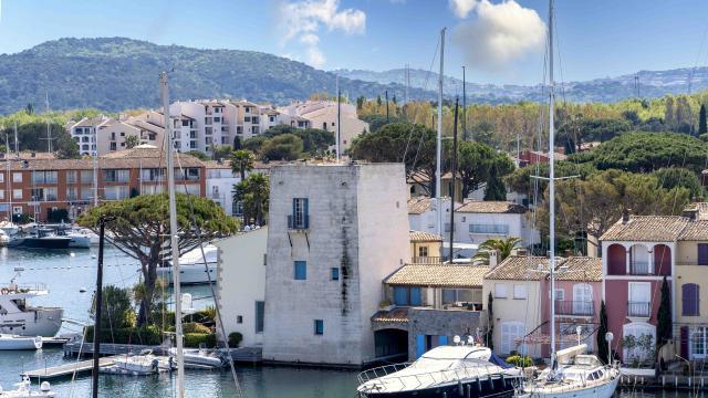 Maison Francois Spoerry Port Grimaud (3)