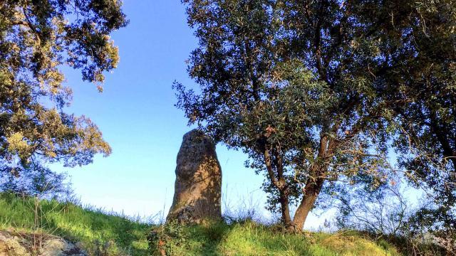 Menhir Prat Bourdin Plan De La Tour
