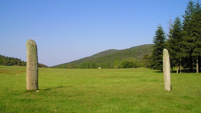 Menhirs Lambert Collobrieres (1)
