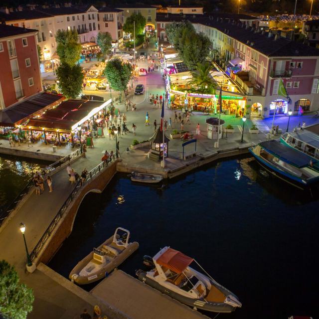 Port Grimaud Nuit Cite Lacustre Cote d'Azur (12)