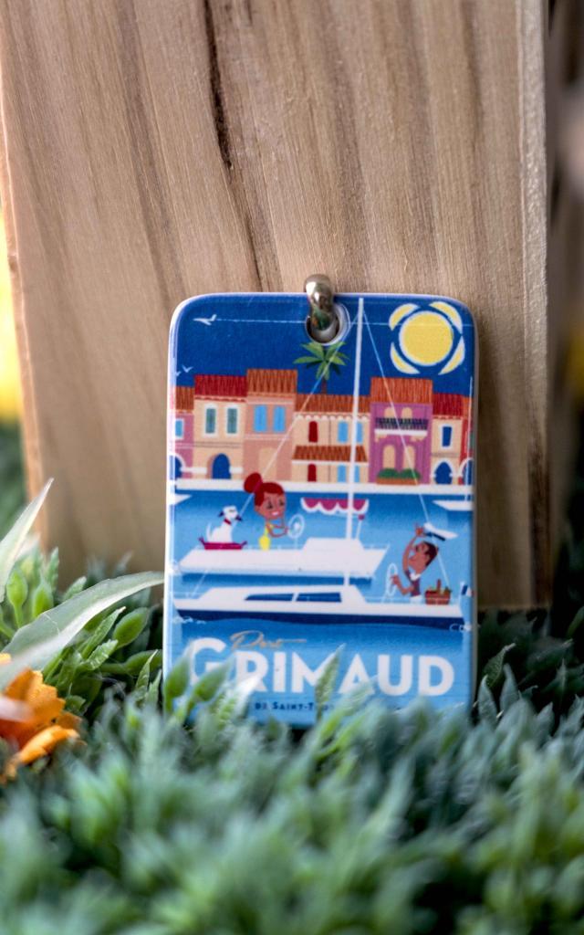 Porte Cle Grimaud (3)