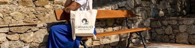 Totebag Grimaud Tourisme