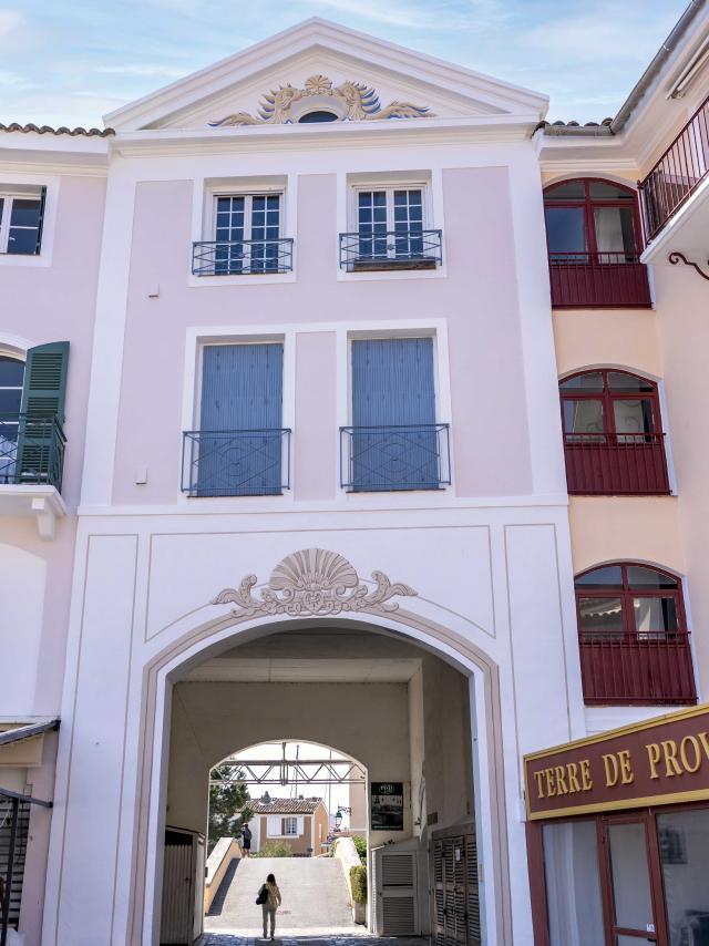 Trompe Oeil Port Grimaud (4)