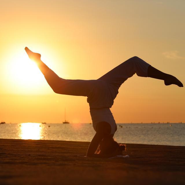 Yoga Grimaud Cote D Azur
