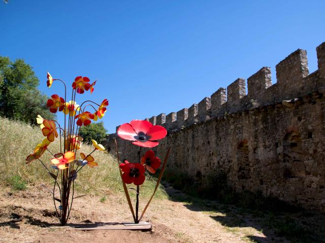 Exposition Sculptures Monumentales Grimaud Var (18)