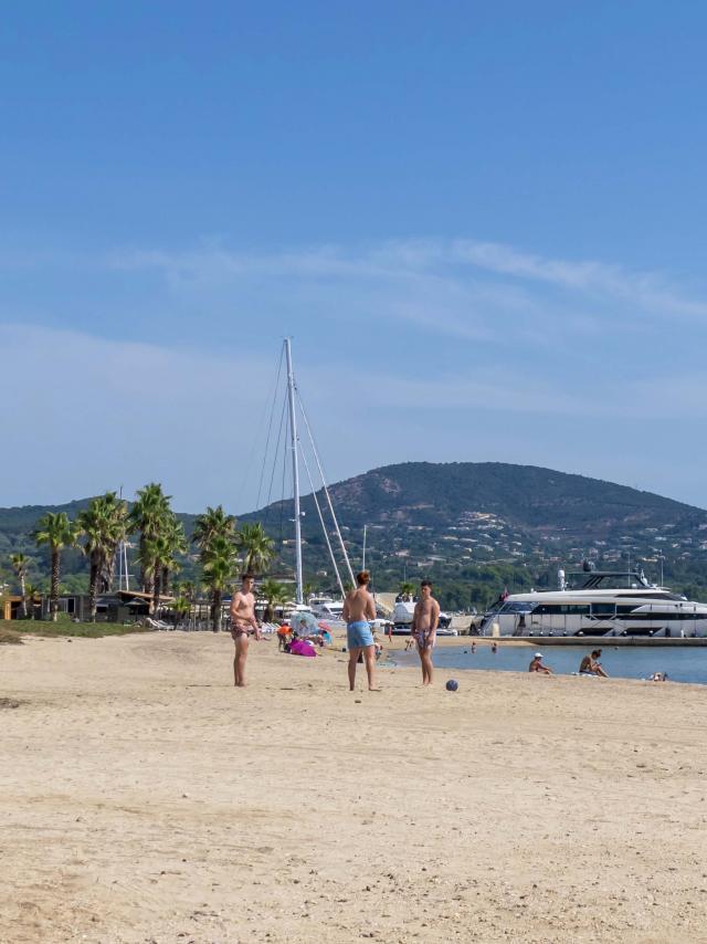 Plage Port Grimaud Cote D Azur (8)