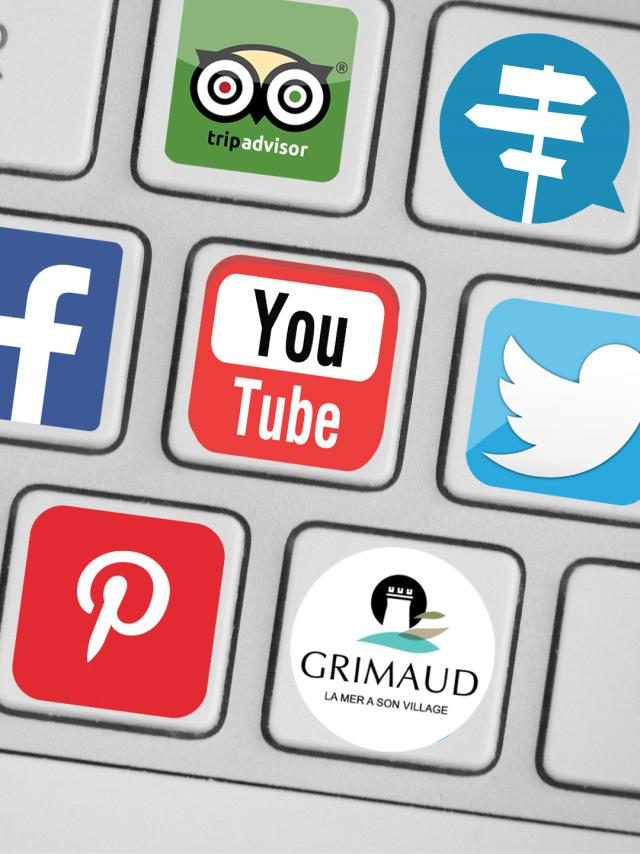 Social Media Grimaud