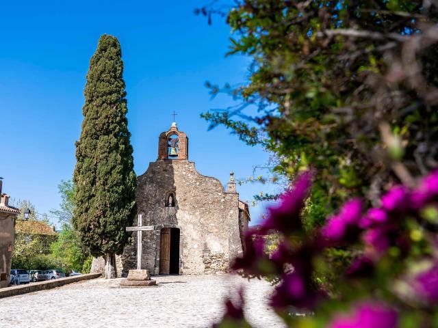 Chapelle Des Penitents Grimaud Var (9)