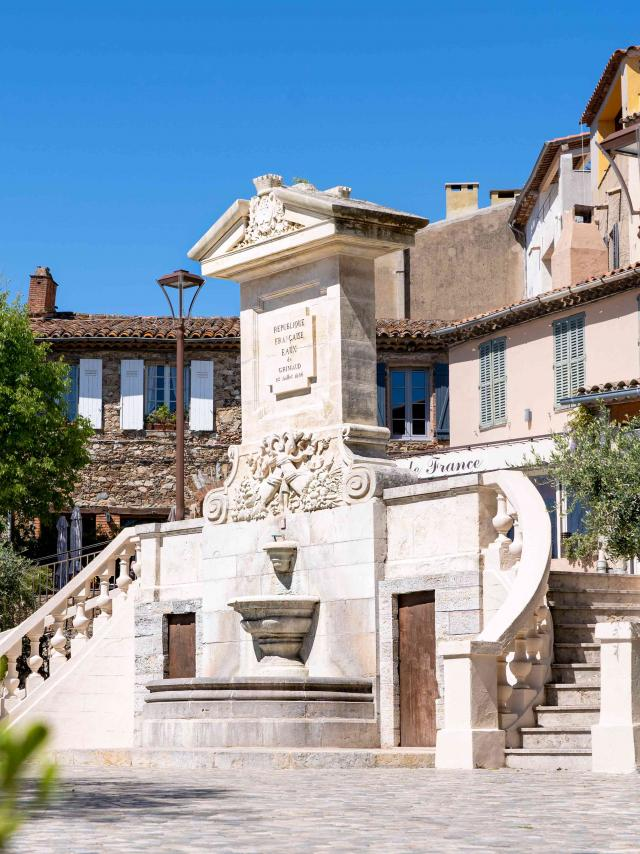 Grimaud Village Historique Var (70)
