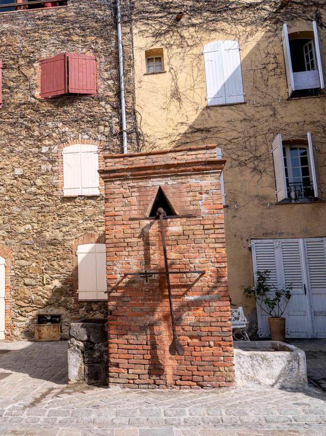 Grimaud Village Historique Var (72)