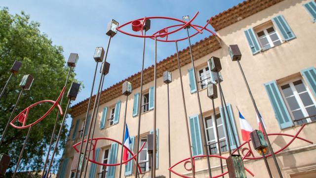 Mairie De Grimaud (1)