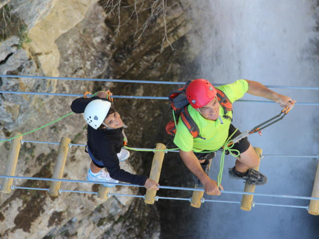 Via Ferrata Valfréjus
