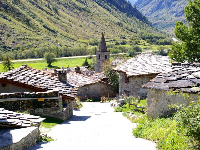 Bonneval Ete Village